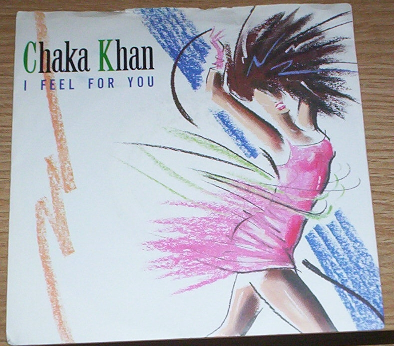 Chaka Khan - I Feel For You - B Side: Chinatown