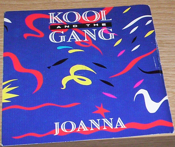 Kool &amp; The Gang - Joanna - B Side: Tonight