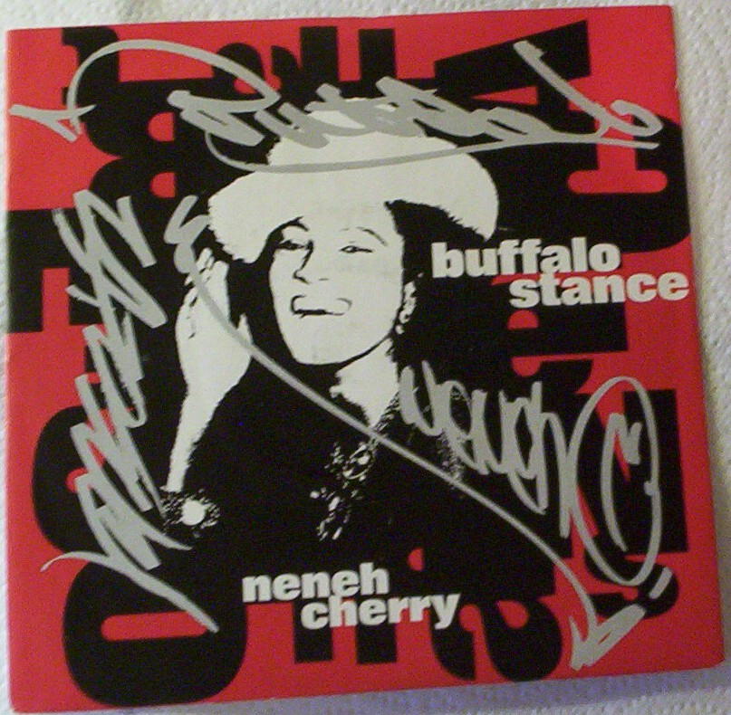 Cherry, Neneh - Buffalo Stance - B Side: Electro Ski Mix