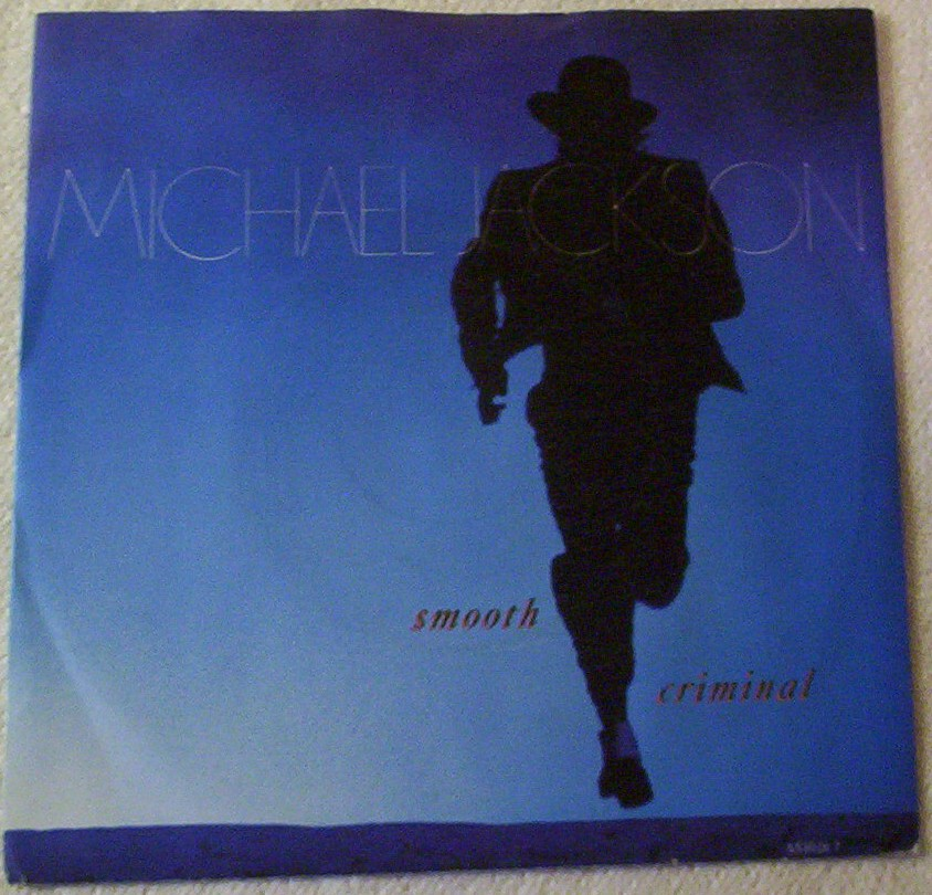 Jackson, Michael - Smooth Criminal - B Side: Instrumental