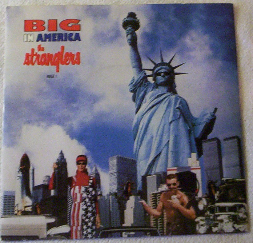 Stranglers - Big In America - B Side: Dry Day