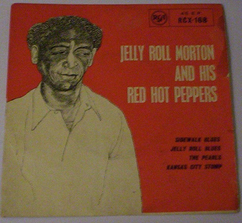 1. Sidewalk Blues 2. Jelly Roll Blues