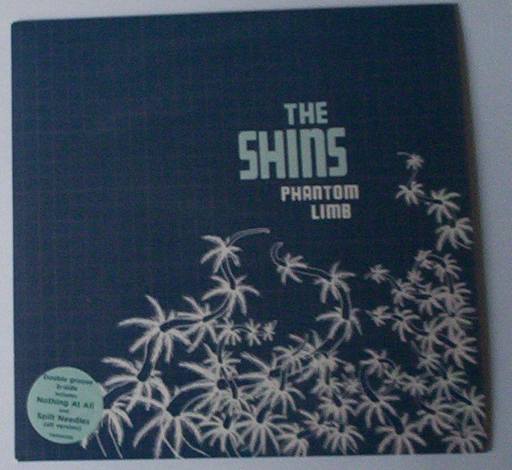 Shins - Phantom Limb - B Side: Nothing At All & Split Needles (alt Version)