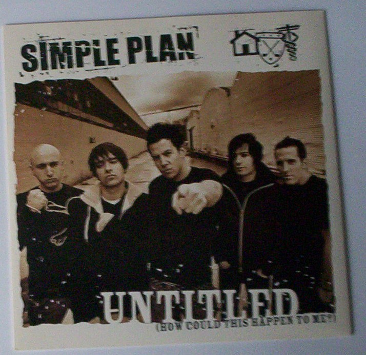 Simple Plan - Untitled (how Could This Happen To Me - B Side: Jump (live))